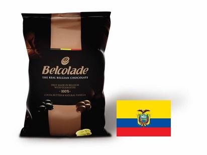 Belcolade Noir Ecuador 71